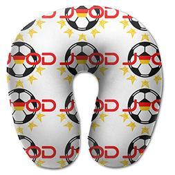 ZZDOW Gool - Luxury Travel Pillow - Memory Foam Neck Pillow
