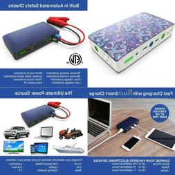 High Quality Portable Phone Laptop Charger Car Jump Starter