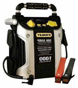Stanley J5C09 1000 Amp Peak Start Auto Jump Starter Portable