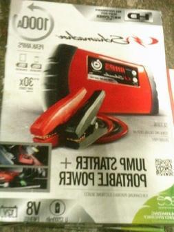 Schumacher Jump Starter + Portable Power SL1316 1000A HD BRA