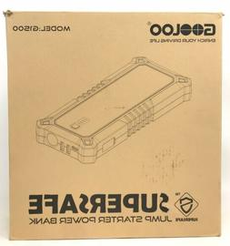 Gooloo Jump Starter Power Bank 1500 Heavy Duty 1500A