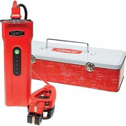 "Docugard Jump Starter Water-Resistant 3-1/4""Wx9-1/4""Lx1-1/2"""