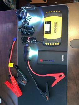 Gooloo Jumpstarter Power Bank Bundle GP200 and 15000mah 600P