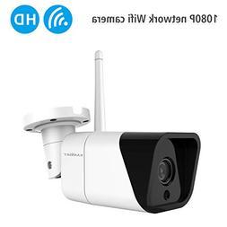 KAANSKY K4 WiFi Security Camera HD1080P Waterproof for Outdo
