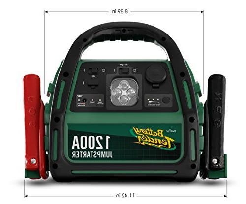 Battery Tender Black Booster 1200A