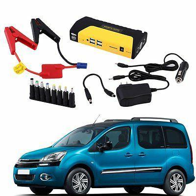 68800mAh Car Starter Emergency SOS Motor Bank N