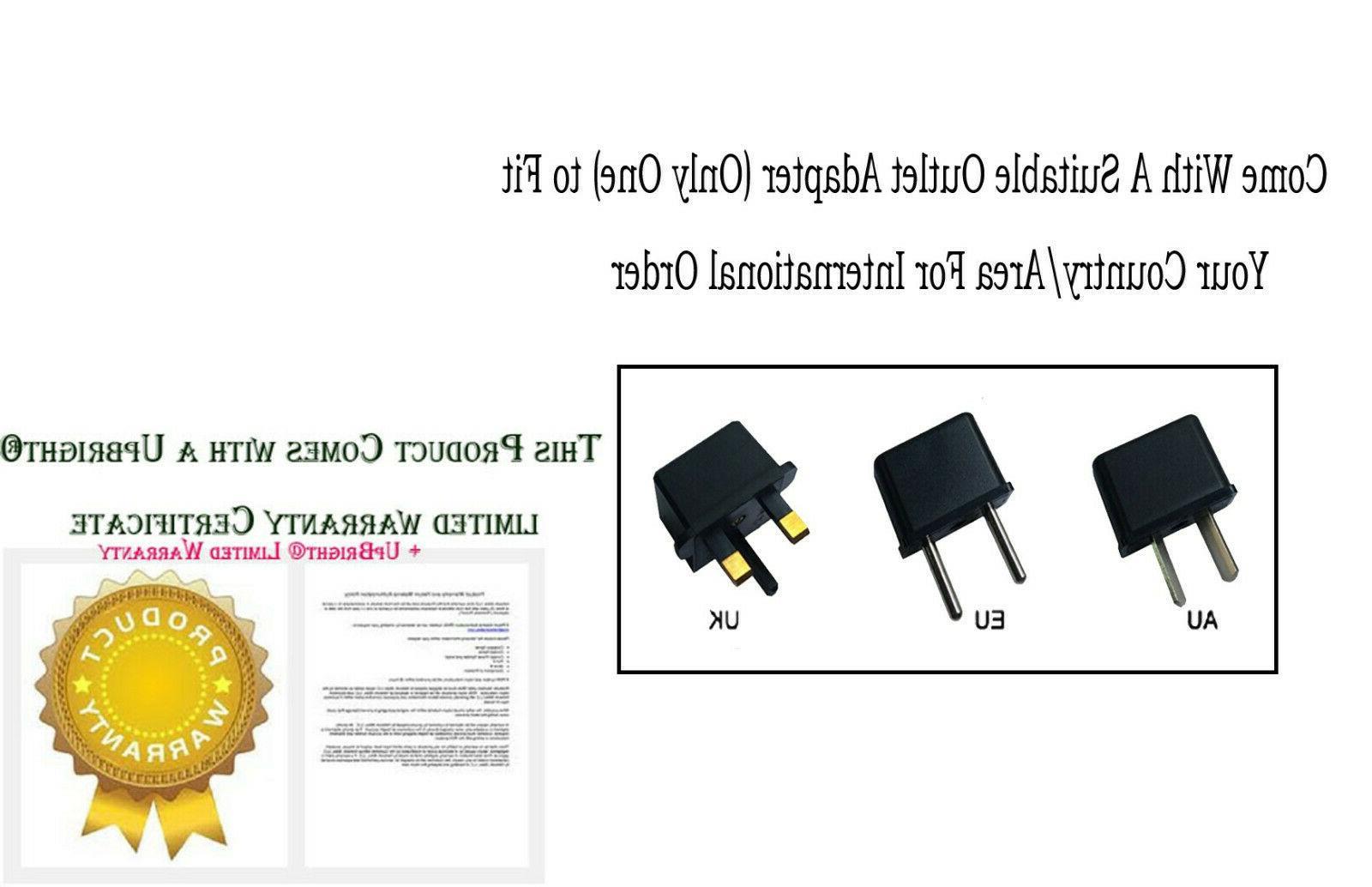 13.5V AC Adapter For Everstart Maxx 600 K05 Peak