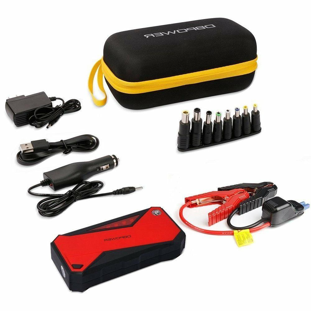 DBPOWER Portable Jump Battery Booster