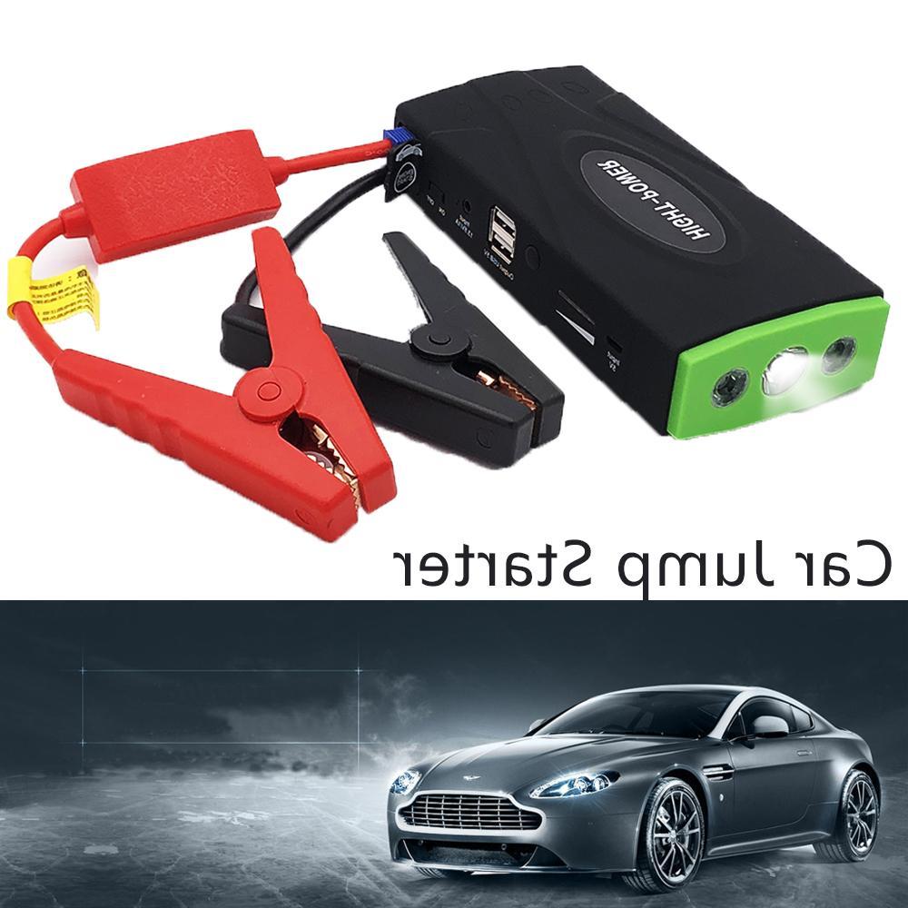 2019 <font><b>Starter</b></font> Emergency <font><b>Charger</b></font> Battery Booster Power Bank Starting