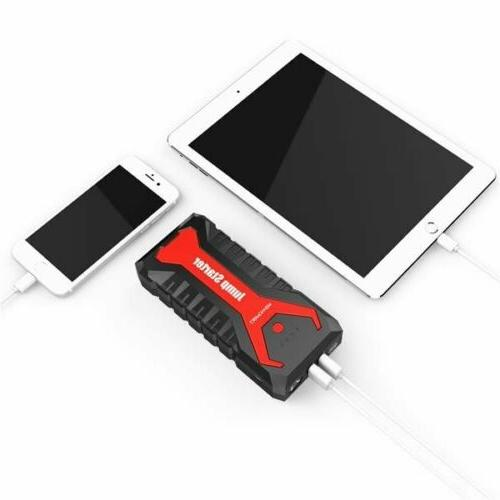 DBPOWER 20800mAh 12V Jump Portable Bank Booster Pack