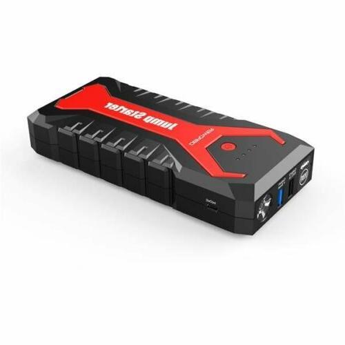 DBPOWER 12V Jump Portable Bank Battery