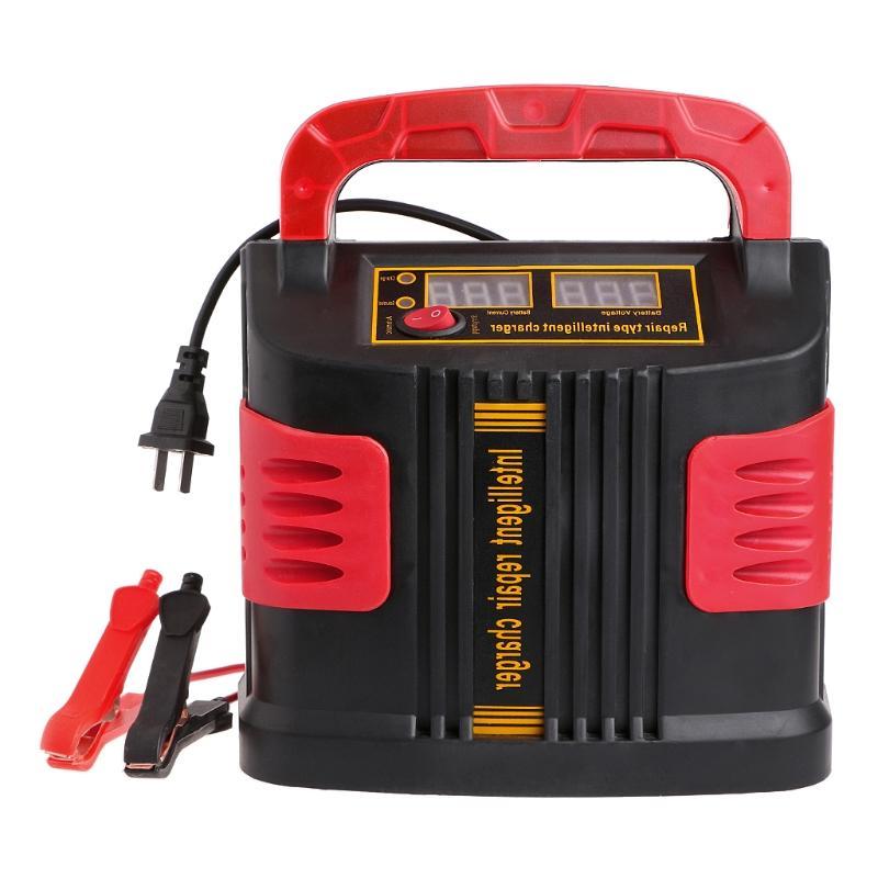 350W 14A AUTO Adjust Battery 12V-24V Car Portable