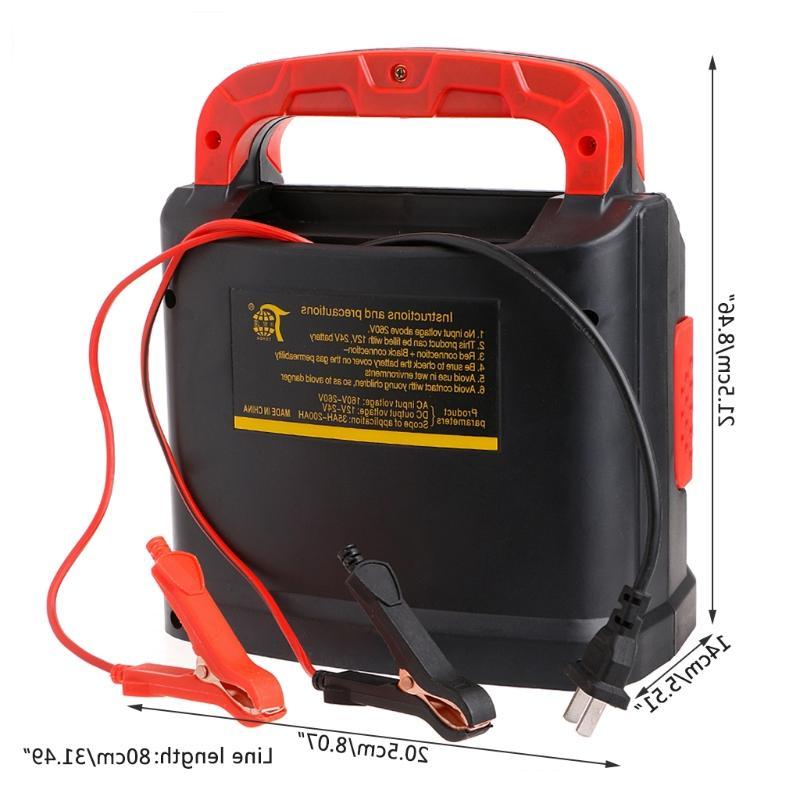 350W AUTO Adjust 12V-24V Car Portable