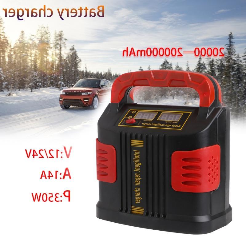 350W 14A Plus Adjust <font><b>Battery</b></font> 12V-24V <font><b>Jump</b></font>
