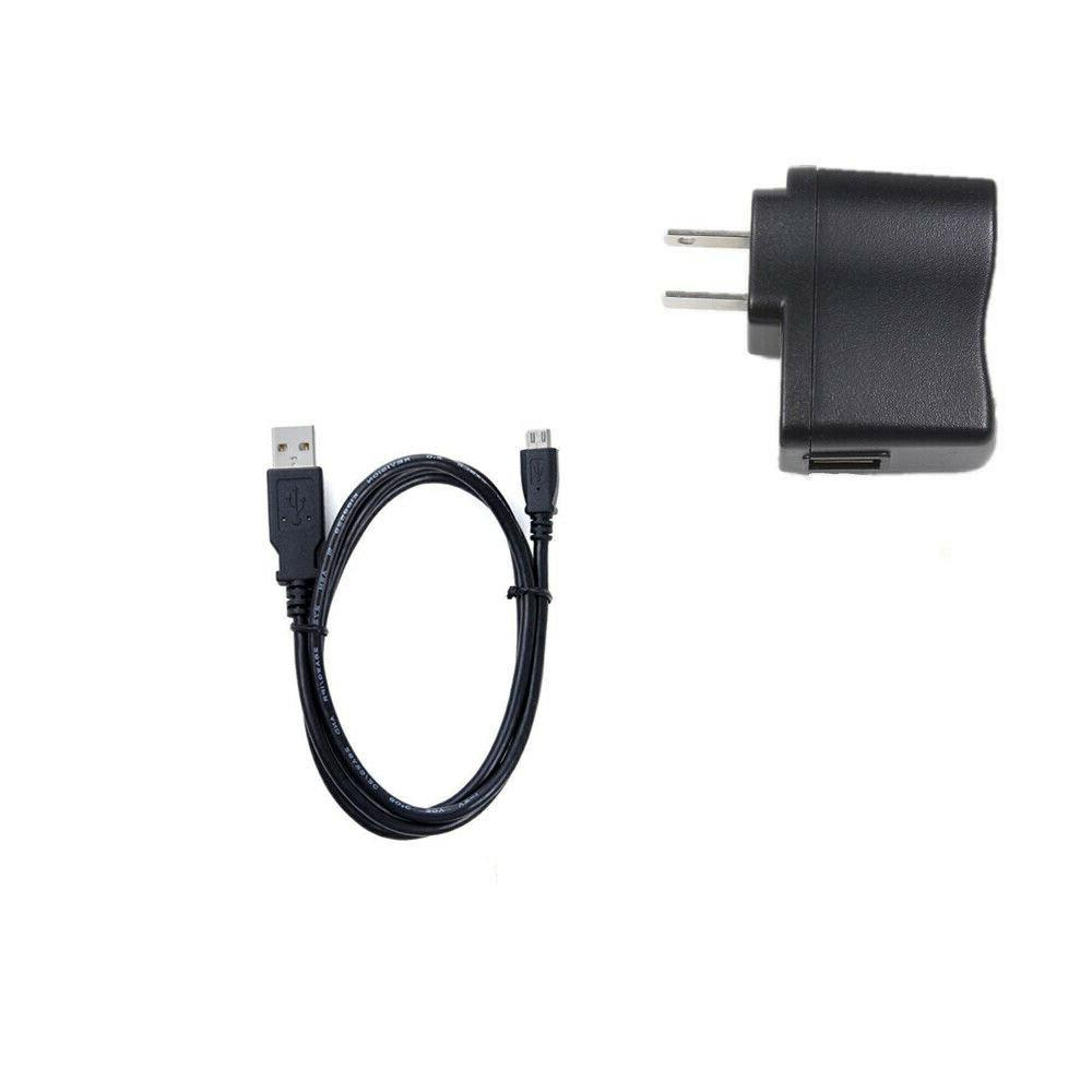 5v charger ac adapter usb cable