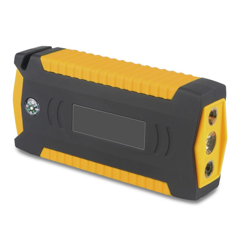 600A Device Power Bank <font><b>Jump</b></font> Car Battery Booster Emergency Charger 12v Multifunction Booster