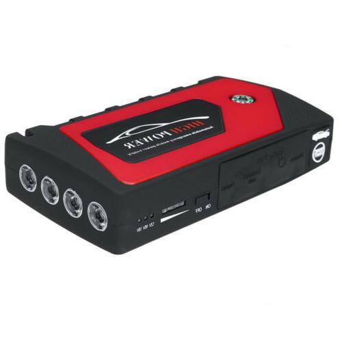 69800mAh Starter USB Bank 600A