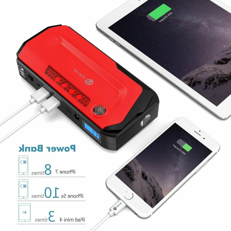 iClever Peak Battery