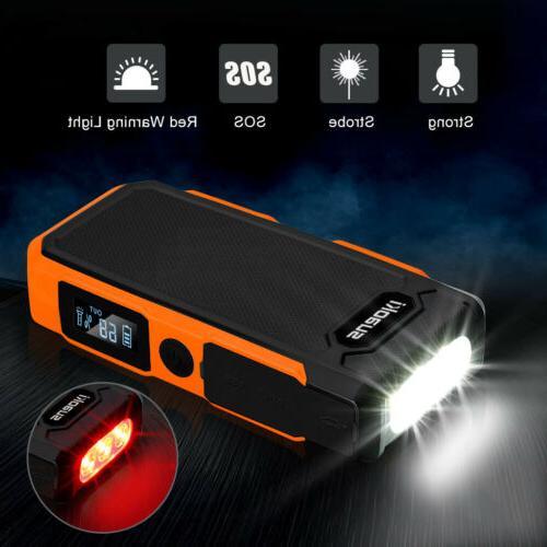 Suaoki 800A Jump Starter Battery+ Smart