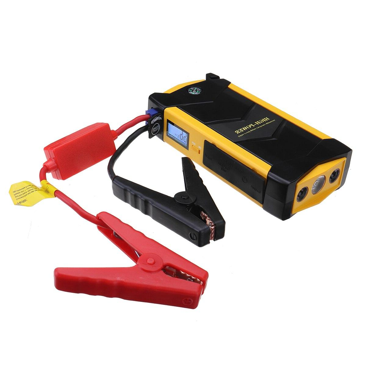 82800mAh High Car <font><b>Jump</b></font> <font><b>Portable</b></font> Starting <font><b>Power</b></font> Car Car <font><b>Battery</b></font> Booster USB
