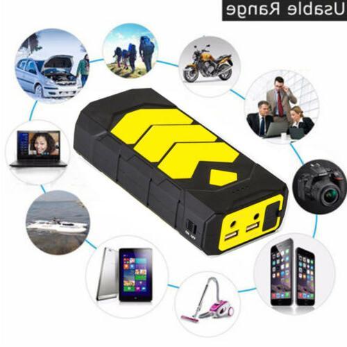 89800mAh Heavy Car Jump Booster USB Bank