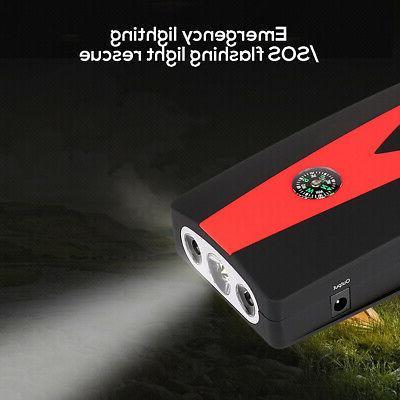 99900mAh 12V Starter Charger Battery Power Bank