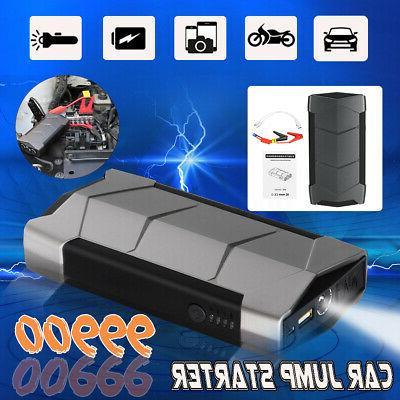99900mAh Portable Car Jump Starter Battery Power Bank