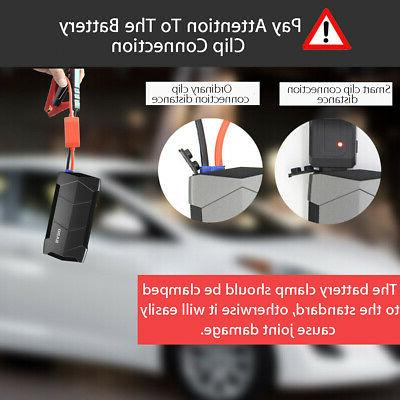 99900mAh Portable 12V Car Jump Battery