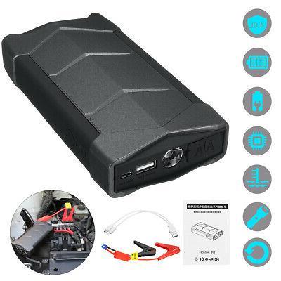 99900mAh Portable 12V Jump Starter Bank