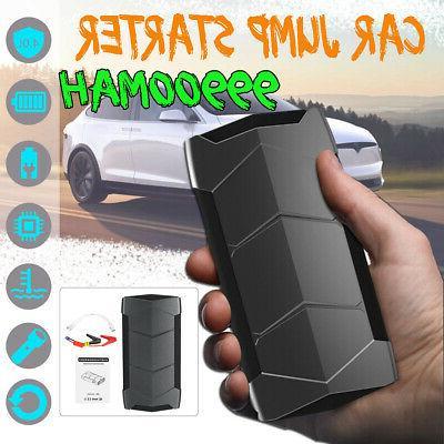 99900mah portable 12v car jump starter battery