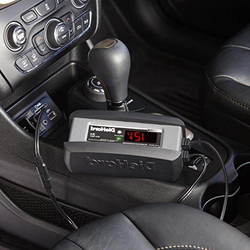 DieHard 71239 Smart Battery & 6/12 Volt 3