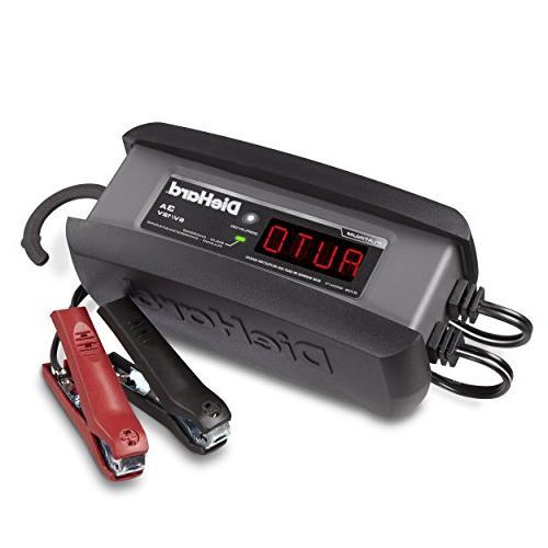 DieHard Platinum Smart Battery Charger