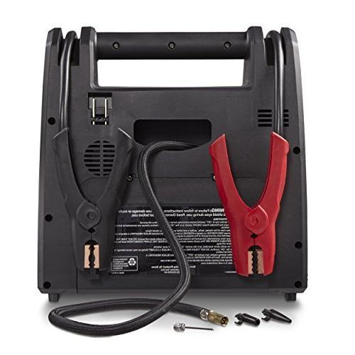 DieHard 71688 1150 Amp Volt Jump Power Source 2-12V 2-110V Ports 100 PSI Air