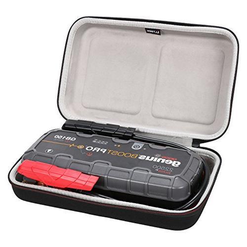 LTGEM EVA Hard Case for Noco Genius Boost Pro GB150 4000 Amp