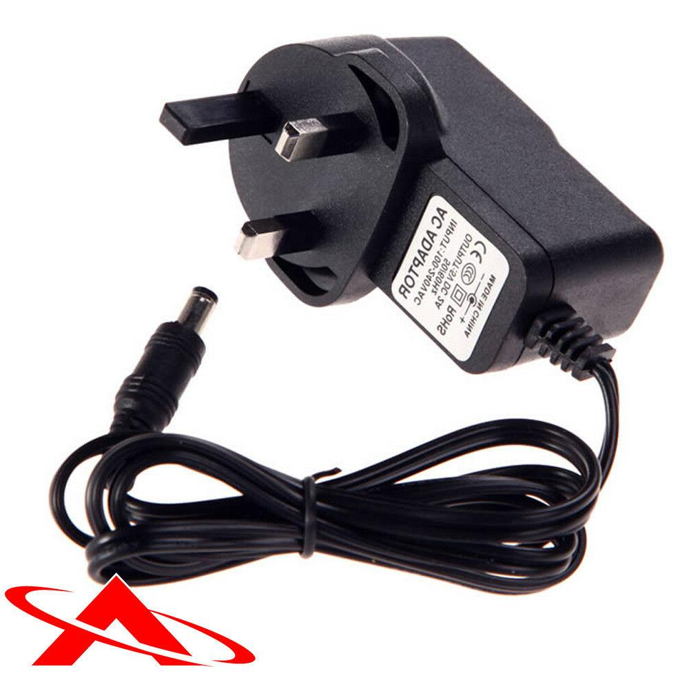 WALL Charger UK PLUG FOR Antigravity Batteries MICRO START X