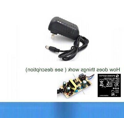 AC  Adapter Charger for BP-DL700 Duralast 700 AMP PEAK Batte
