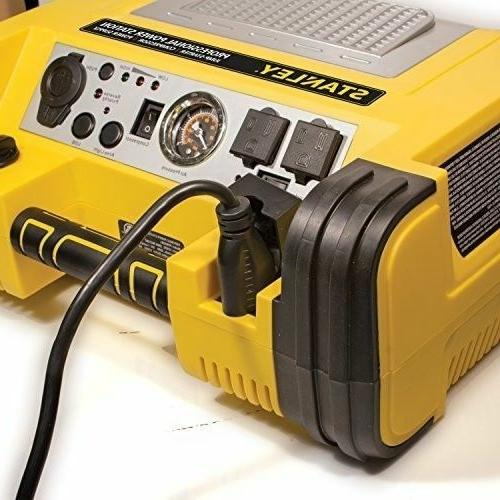 AC Charger Stanley Booster Compressor