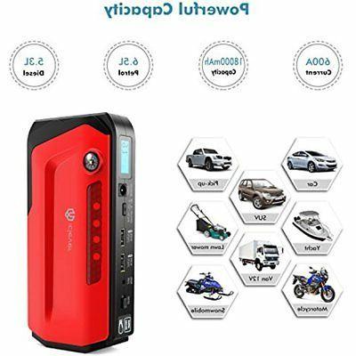 Batteries 600A Car (up