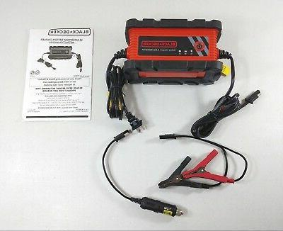 bc6bdw waterproof battery charger maintainer
