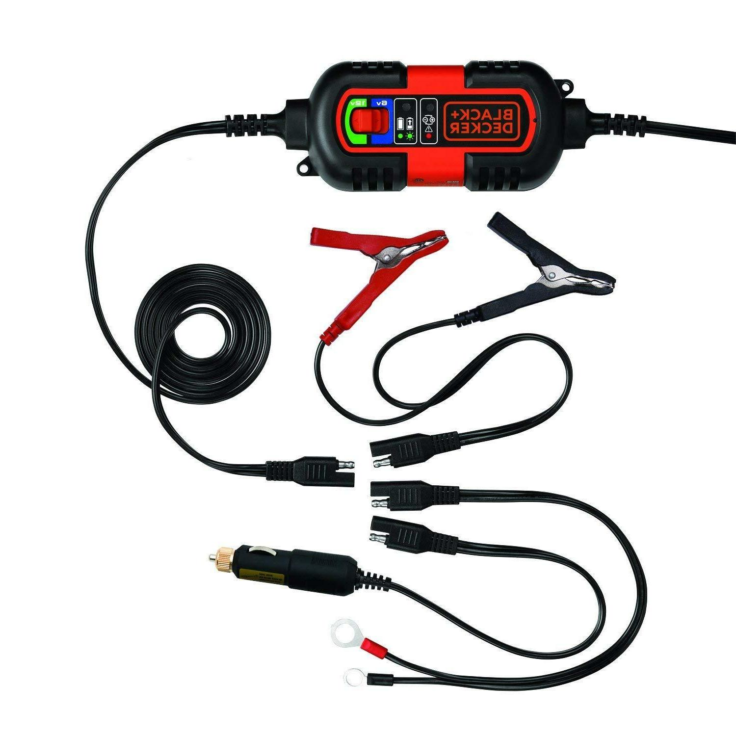 BLACK+DECKER BM3B Battery Maintainer/Trickle Charger