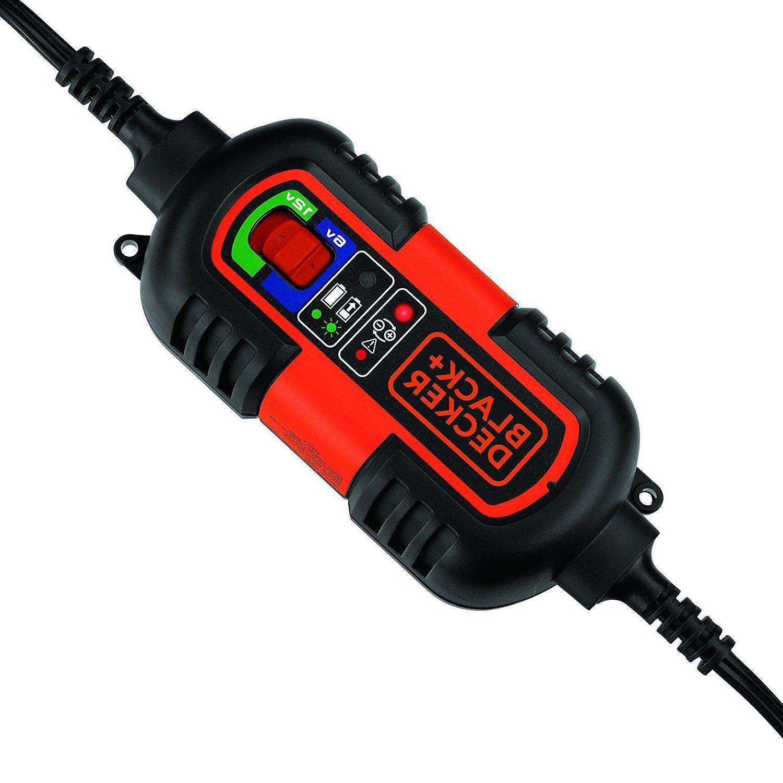 black decker bm3b 6v alkaline battery maintainer