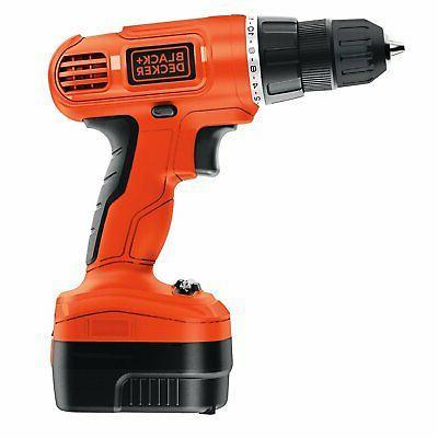 black decker gco1200c 12 volt cordless drill