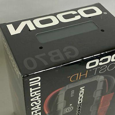 BRAND NOCO BOOST 2000A STARTER SEALED