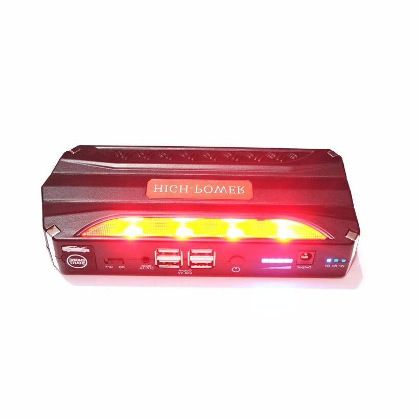 Car Emergency 12V Battery Booster Mini Portable Power Bank 600A Peak Current Car