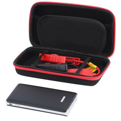 Car Jump Starter Charger USB Backup Battery Portable