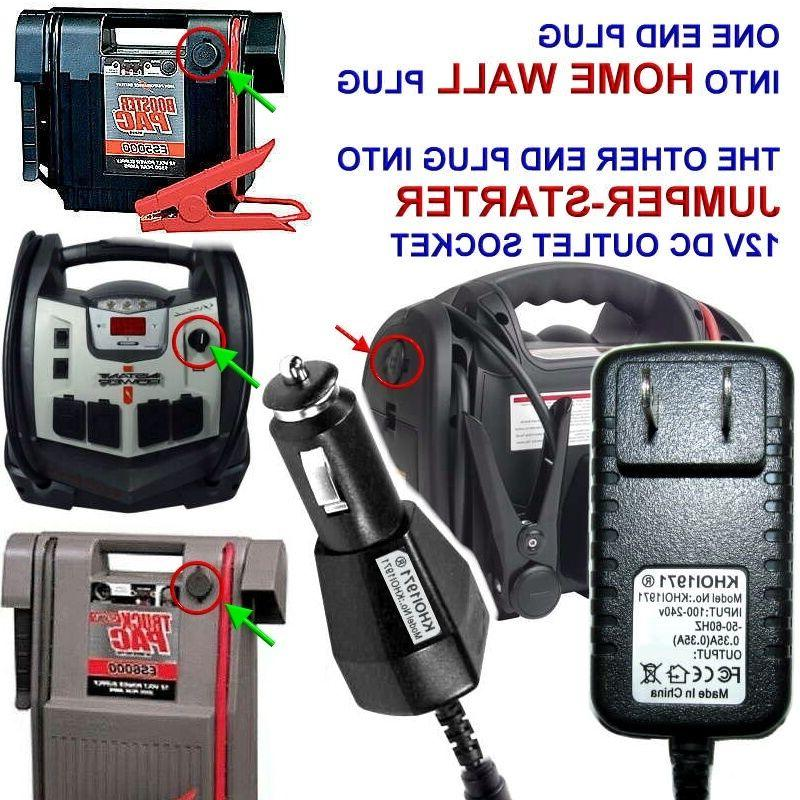 charger ac adapter for quickcable rescue 1800