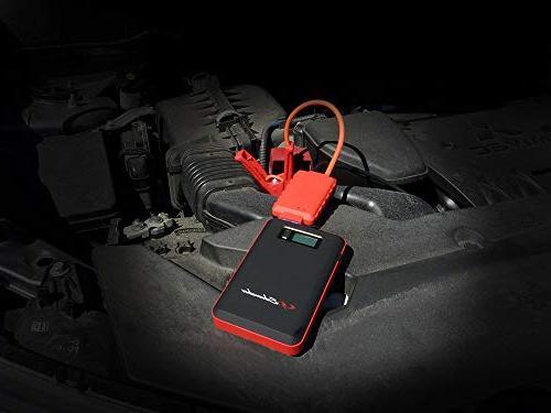 Schumacher DB570458 Peak Amp Jump Starter/Power Pack