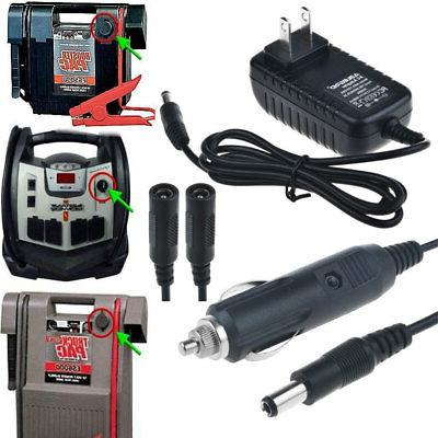 ac adapter charger car cord for peak