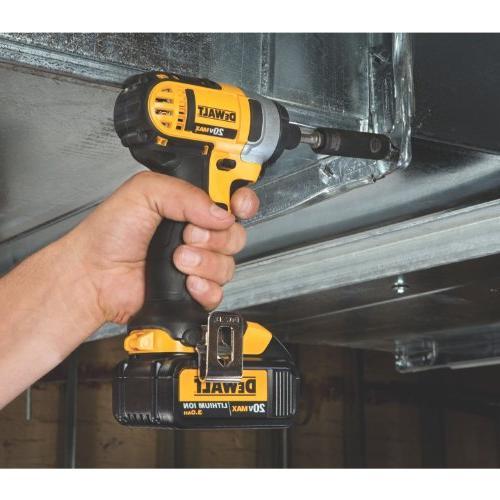 DEWALT DCK290L2 Li-Ion Hammer Drill Driver Combo