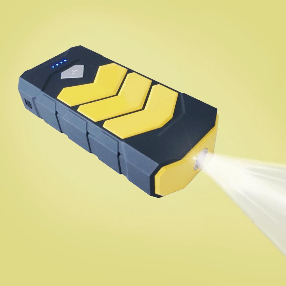 GKFLY 20000mAh Starting Device 12V Battery Car <font><b>Jump</b></font> <font><b>Starter</b></font> Power Bank <font><b>Charger</b></font> LED